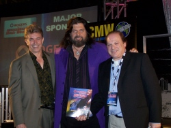 CMW: Alan with Denny and Neill